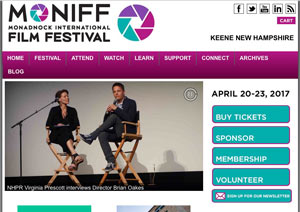 monadnock international film festival (MONIFF)